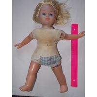 Кукла мягконабивная в ремонт или на запчасти