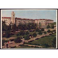 1959 год Минск Новая улица в посёлке тракторного завода