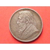 1 шиллинг 1896 года