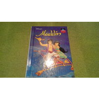 Детские книги на английском языке - Аладдин - Walt Disney's - Aladdin - Wonderful world of reading