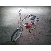 Велосипед Stels Pilot 350 складной