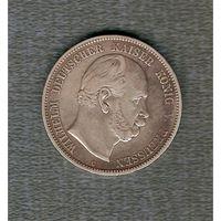 5 марок 1876 г. VF +