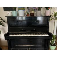 Немецкое фортепиано Max Porth Charlottenburg 1930 год