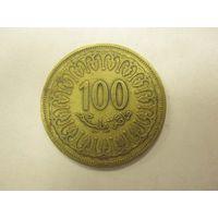100 Миллим 1996 (Тунис)