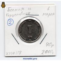 1 марка Босния и Герцеговина 2000 года (#2)