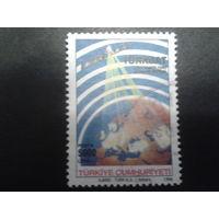 Турция 1994 турецкий спутник