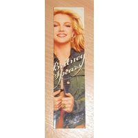 "Закладка ""Britney Spears/Бритни Спирс"""