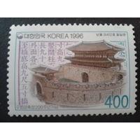 Корея Южная 1996 Храм
