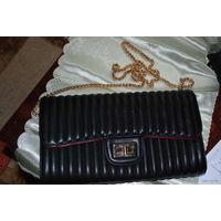 Сумка клатч из иск./кожи., - в виде стилизованных копий на сумочки Chanel., фирменная, качественная., - НОВАЯ., - без торга-!