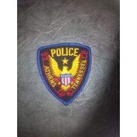 Нашивка полиции Афины, Теннесси (США)