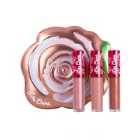 LIME CRIME Velve-Tin Mini Velvetines Trio Champagne Rose