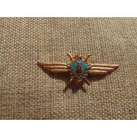 Знак классность штурман ВВС СССР  2 кл