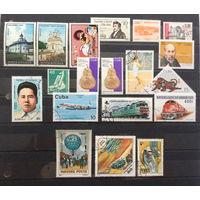 Набор марок (разное) с 1 руб