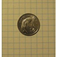 Фиджи 5с 1995 ФАО