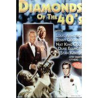 Diamonds of the 40's with Louis Armstrong, Benny Goodman, Nat King Cole, Stan Kanton and many others( Jazz, DVD5)