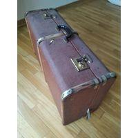 Саквояж, чемодан Гарри Поттера, винтажный стильный, реквизит