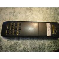 Пульт ДУ Panasonic EUR71100 видеоплеера пишущего NV-P04(-P05), рабочий.