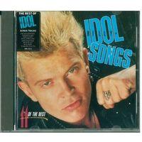 CD Billy Idol - Idol Songs - 11 Of The Best (1988)