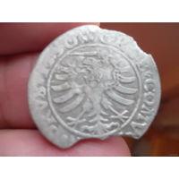 Грош 1530 года с рубля