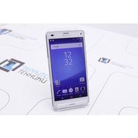 "Белый 4.6"" Sony Xperia Z3 Compact (4 ядра, 2Gb ОЗУ). Гарантия"