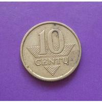 10 центов 2007 Литва #02