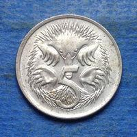 Австралия 5 центов 1966-1991. Год на выбор. Смотрите список