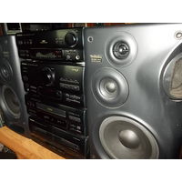 Stereo System Technics SC-CH750