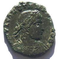 КОНСТАНТИН II (337-340 г.) КОНСТАНТИНОПОЛЬ. АЕ3.
