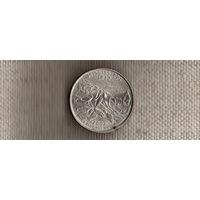 США 25 центов 2002/ Миссисипи/флора(Ab)
