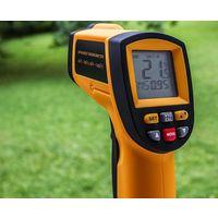 Пирометр(инфракрасный термометр)  -50...+700грС