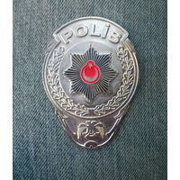 Знак полиции Турции - ЗНИЖКА - %