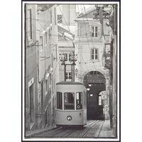Португалия подъёмник железная дорога