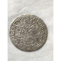 6 грошей 1662
