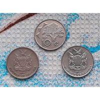 Намибия 10 центов. Инвестируй выгодно в монеты планеты!