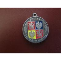 Медаль.Чехия.