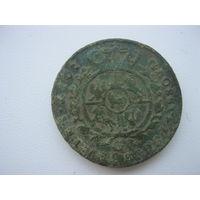 3 гроша 1767 года Речь Посполитая