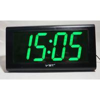 Настольные, Настенные Сетевые LED часы VST-795