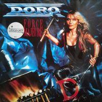 Doro /Force Majeure/1989, Vertigo, Germany, LP,EX