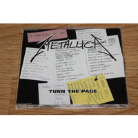 Metallica - Turn The Page - CD