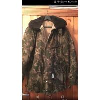 Куртка ввс ссср бутан