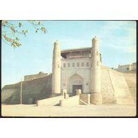 ДМПК СССР 1982 Бухара Арк памятник архитектуры