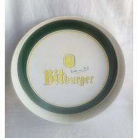 Поднос пивной Битбургер BITBURGER ORNAMIN Бирофилия