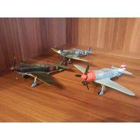 Модели самолетов ,масштаб 1/72.