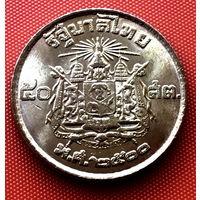 107-28 Таиланд, 50 сатангов 1957 г.