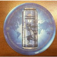 Подставка под пиво Балтика 7  /Россия/ No 5