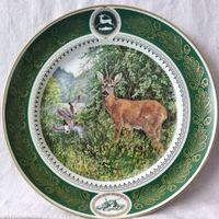 Тарелка коллекционная.Германия.