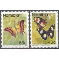 Намибия фауна бабочки