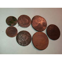 Монеты с рубля .