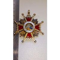 Орден Испания Изабелла Католичка 1890гг