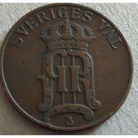 Швеция 5 эре 1907
